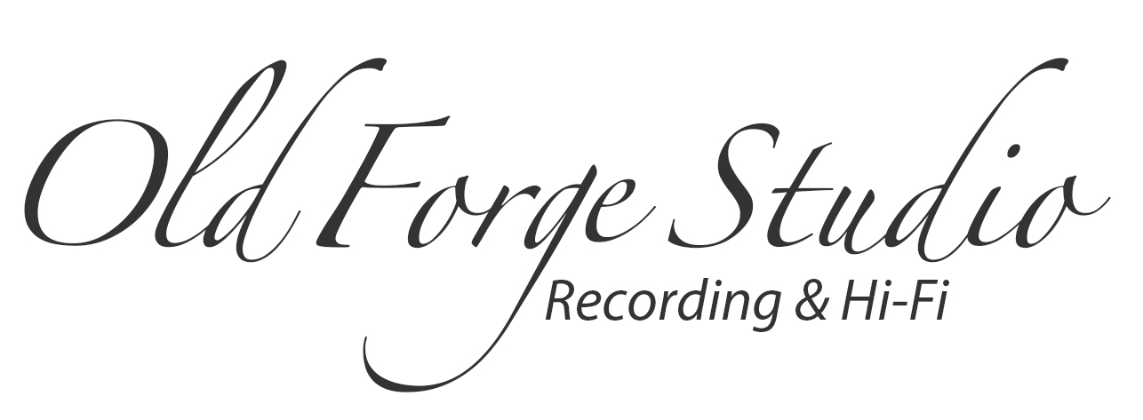 Old Forge Logo