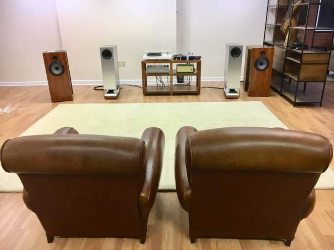 Secondary listening area